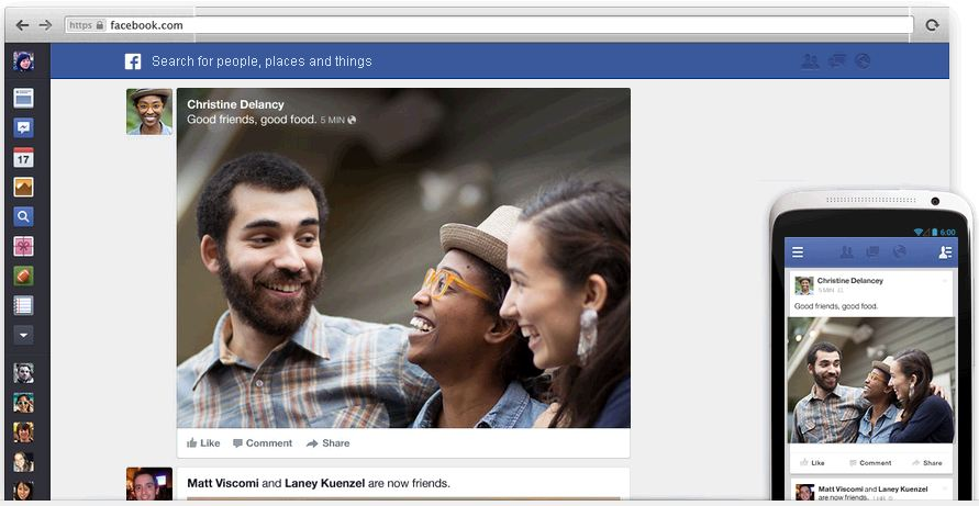 Facebook Layout Update: Improve Your Brand's Facebook Strategy Now