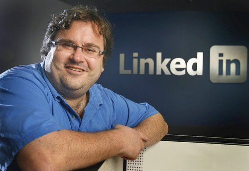 LinkedIn Founder Reid Hoffman's Advice for start up  Entrepreneurs